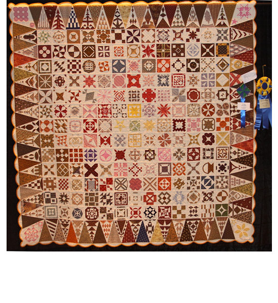 Best of Show Large – 2012 Quilt Show