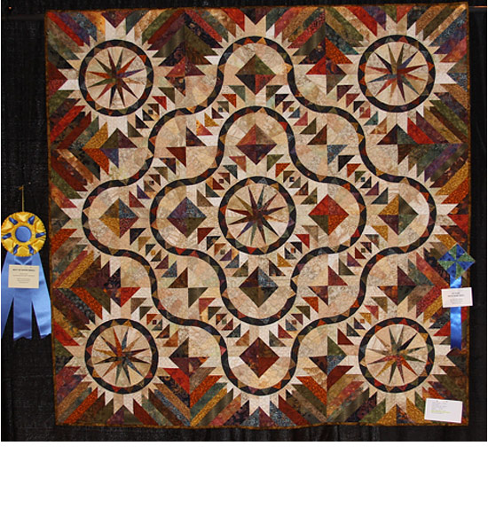 Best of Show Small – 2012 Quilt Show