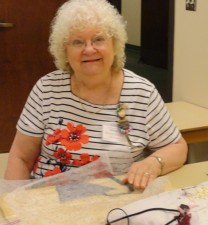 Donna Burges, Hand Applique