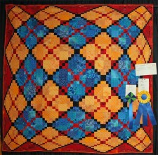 Julia Graber--Machine Quilting Domestic