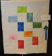 by Cheryl Owens, quilted by Teresa Pino