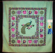 Dorothy Dailey --Hand Quilting Large