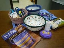 String Baskets for January 28 Workshop