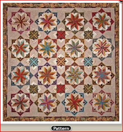 Eldon pattern by Laundry Basket Quilts