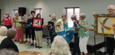 Barb, Suzannah, Susie, Dianne, Joyce, Betty, Missy, Elsie, Ellen, Joe