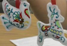 ornaments by Beth Shiyou