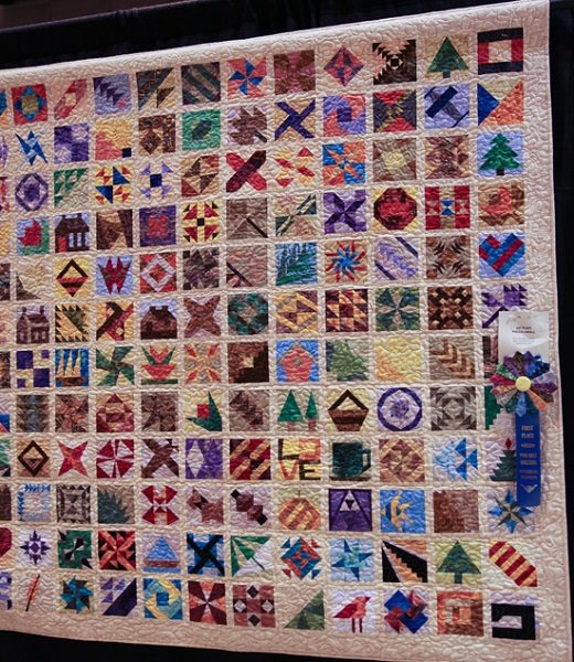 2016 Pieced-Small